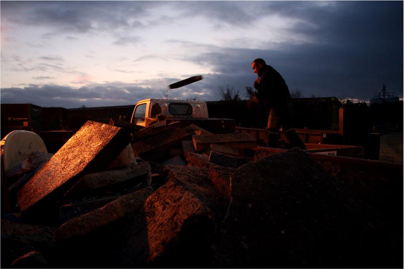 Hillerød dumping ground