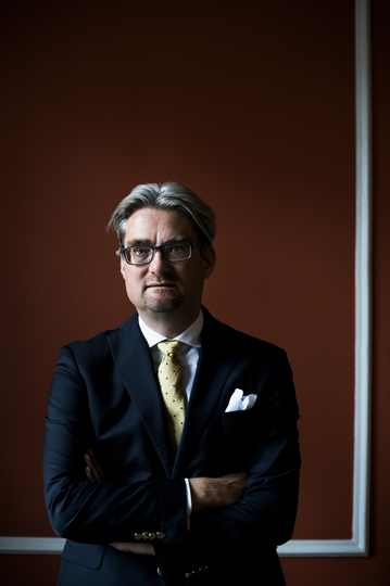 Danish Minister of Justice Søren Pind